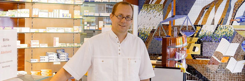 Apotheker Dirk Strothmeyer, Inhaber